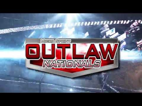 Port City Raceway: Outlaw Nationals 2016