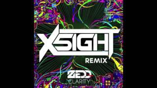 Zedd ft. Foxes - Clarity (X5IGHT Remix)