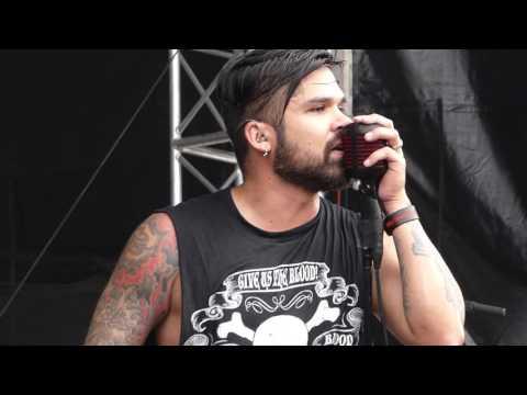 Drowning Pool - Tear Away LIVE River City Rockfest San Antonio, Tx. 5/24/15
