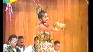 Former Miss Jr Tau'olunga Australia - Lavinia