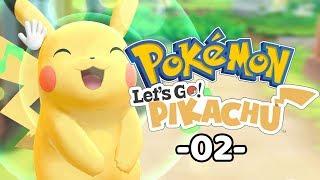 Pierwsze starcia #2 Pokemon: Let's Go Pikachu! | Nintendo Switch | PL | Gameplay | Zagrajmy w
