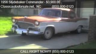 1956 Studebaker Commander  for sale in Nationwide, NC 27603 #VNclassics