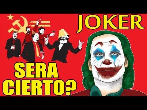 El Joker: ¿Avala el Comunismo? - Top Ranking - 동영상