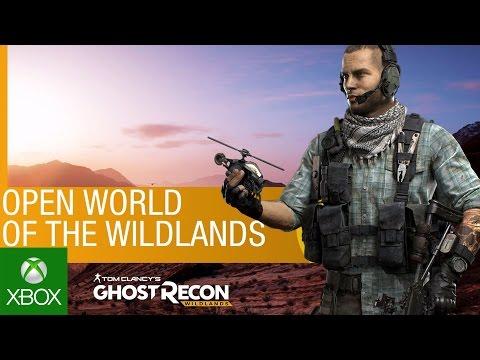 Tom Clancy's Ghost Recon Wildlands Trailer: Open World of the Wildlands