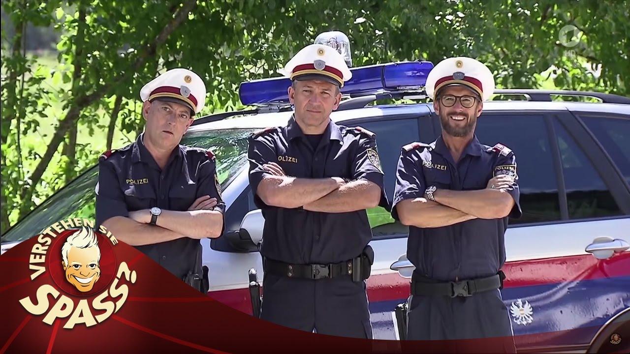 Die Lustige Polizeikontrolle - Teil 1 - Verstehen Sie Spaß?
