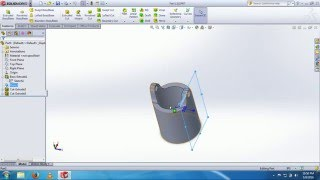 Solidworks In Hindi - Universal Joint