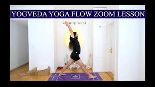 Yogveda Yoga Flow with Shahid Khan. Yoga in Bern. Yoga University Switzerland. Yoga Dubai