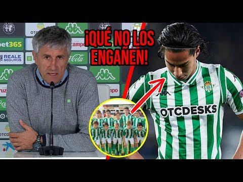 La VERDADERA razón por la que el DT del Betis dijo que Lainez JUGARÍA EN EL SEGUNDO EQUIPO
