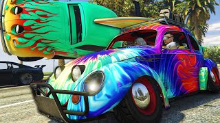 I Bought The New Beetle - GTA Online DLC