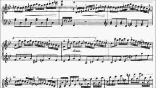 ABRSM Piano 2015-2016 Grade 8 B:1 B1 Dussek Allegro con Spirito Sonata in B Flat Op.24 Sheet Music