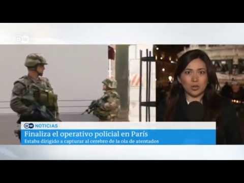 Policía francesa descubre un nuevo comando en el operativo de Saint-Denis