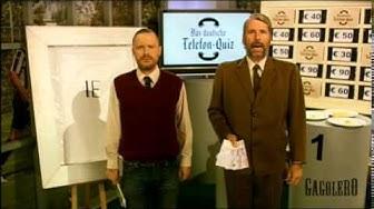 Das deutsche Telefonquiz - Stermann und Grissemann in Dorfers Donnerstalk