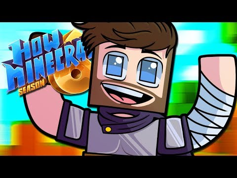 """""""HELICOPTER TIME!"""" - How To Minecraft: Season 6 Episode 55"""
