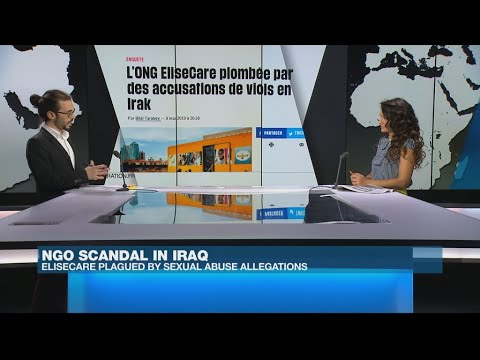 Middle East matters - French NGO EliseCare plagued by Iraq rape allegations