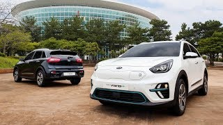 2019 KIA Unveils Electric Niro EV (Will Kia price it aggressively?)