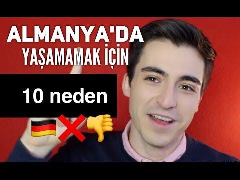 ALMANYA'DA 'YAŞAMAMAK' İÇİN 10 NEDEN | SOHBET | Koray Cengiz