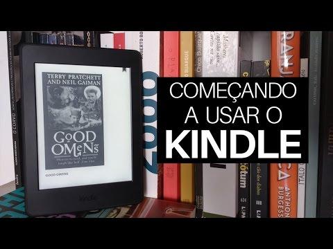 DESAFIO: Começar a usar o Kindle e ler eBooks | Vlog do PN #193