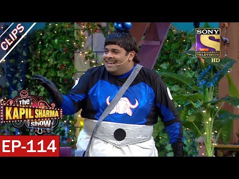 Baccha Yadav Rocks The Stage - The Kapil Sharma Show - 17th Jun, 2017