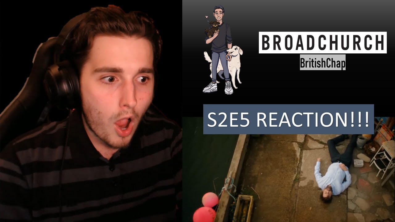 Download CLOSING IN ON THE KILLER!! BROADCHURCH - SEASON 2 - EPISODE 5 (REACTION!!)