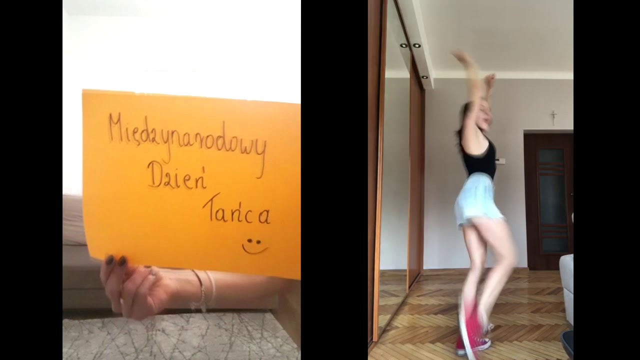 Teatr Muzyczny #zostajewdomu i... życzy wszystkiego tanecznego!