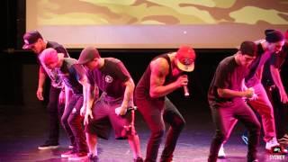 Justice Crew - Secret Rehearsal - Ke$ha Pitbull Tour 2013 Live @ AIM YouTube Videos