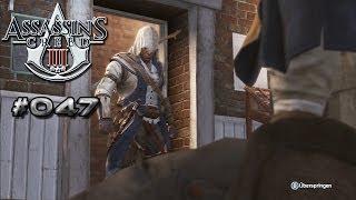 Lets Play - Assassins Creed 3 - #047 Auf Schritt und Tritt