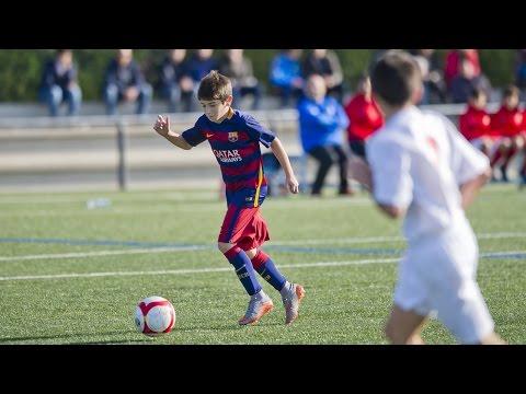 [ESP] LaLiga Promises (Alevín): FC Barcelona - Rayo Vallecano (2-1)