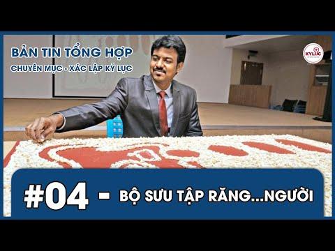 Bản Tin Kỷ Lục Số 04 - Kỷ Lục TV
