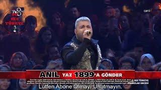 O Ses Türkiye - Anıl ŞİMŞEK - TAMAM TAMAM