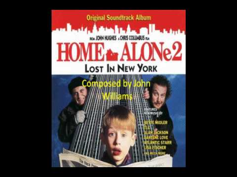 16 - Appearance Of The Pigeon Lady - John Williams - Home Alone 2