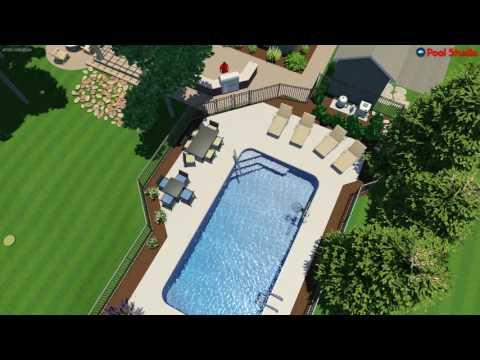 Delafield, WI Inground Pool Concept Video - V3
