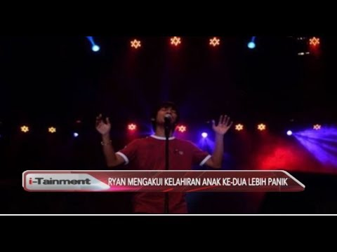 Menegangkan Ryan D'Masiv Konser, Sang Istri Lahirkan Anak ke Dua  - i-Tainment 06/09