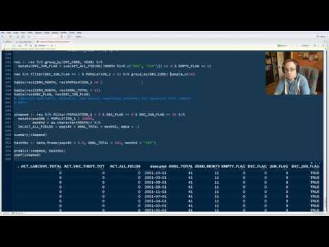 Data Science Livestream Beta - Imputation Modeling