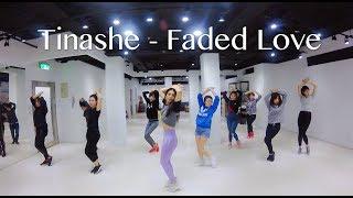 Tinashe - Faded Love / 小杜老師 ( 週四班)