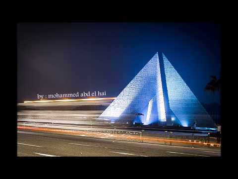Light Painting الرسم الضوئي : cairo under long exposure