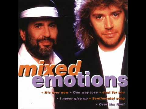 Mixed Emotions - You want Love (Original)