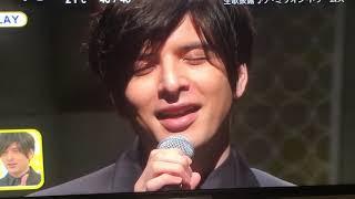 城田 優。 本日発売のCD告知にスッキリ生出演。 1曲生歌披露。 最近ミ...