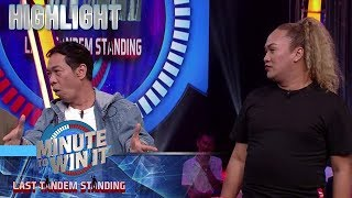 Anong amoy ni Long Mejia ayon kay Negi | Minute To Win It