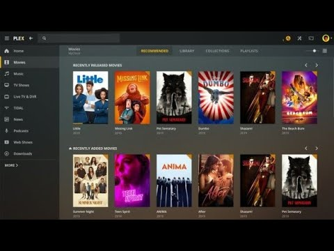 Plex Free Movies And TV Shows Collection Android IOS FirevTV Stick Roku Windows Etc