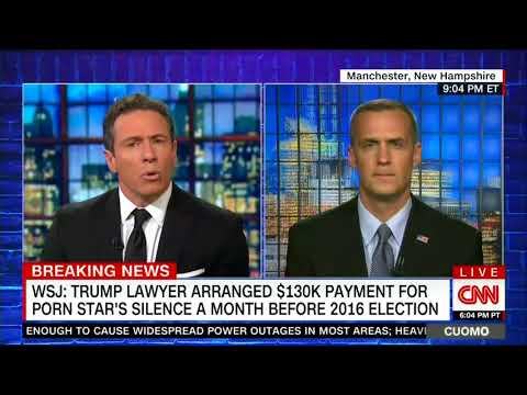 "Lewandowski on Trump paying porn star hush money: ""I don't know why this is a news story"""