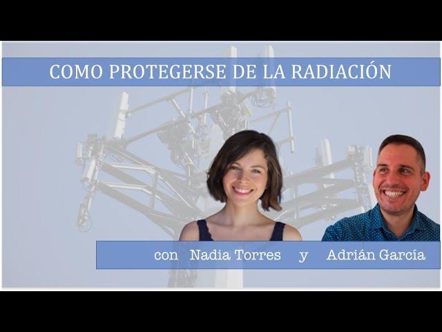 COMO PROTEGERSE DE LA RADIACIÓN ELECTROMAGNÉTICA