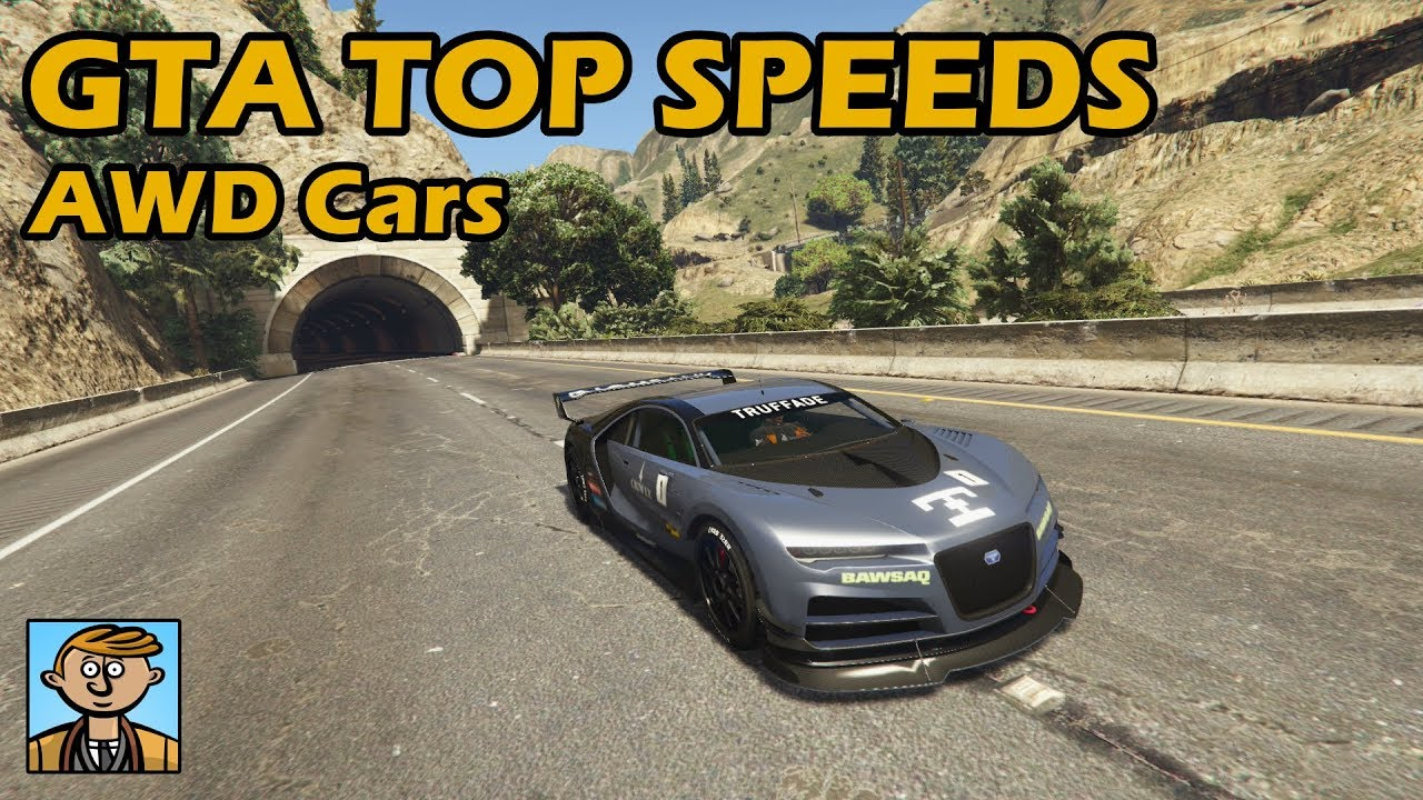 Fast Awd Cars >> Fastest All Wheel Drive Cars 2019 Gta 5 Best Fully Upgraded Cars