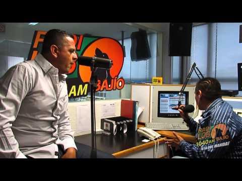 Joaquin Lira en Radio Lobo Bajio