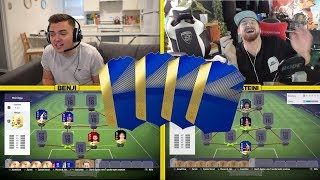 FIFA 18: HARDCORE BUY FIRST SPECIAL CARD vs STEINERINO - Ultimate Team deutsch