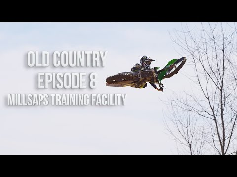 Millsaps Training Facility Practice – Motocross Video Action Magazine