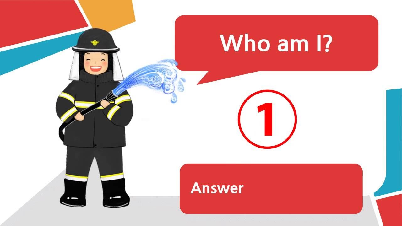who am i surveys kids quiz who am i job quiz for kids youtube 6536