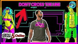 GTA 5 ONLINE - DONT CROSS THE LINE FUNNY NETWORK FAIL