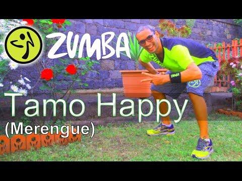 "Ilegales ""Tamo Happy"" Megamix 59    Zumba® (Coreografia) Famoso Salvador Rodriguez"