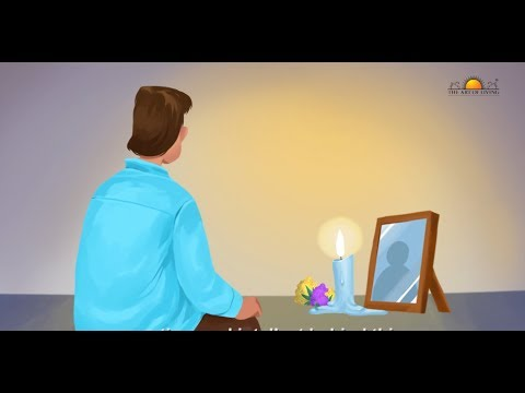 How To Deal With Death Anxiety - By Gurudev Sri Sri Ravi Shankar