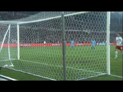 Polska - San Marino 2009 (10:0) / Poland - San Marino 2009 (10:0) - Biało-czerwone jedenastki (HD)
